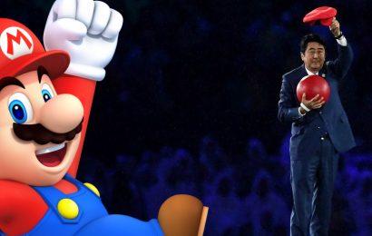 Rio2016: Conheça Mario, o personagem que apareceu no encerramento dos jogos