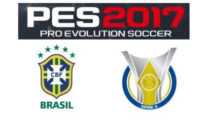 Konami anuncia parceria exclusiva com a CBF para PES 2017