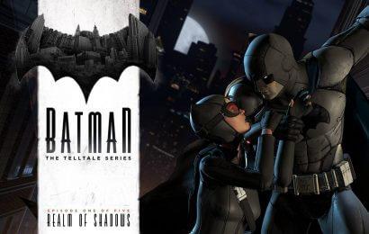 Análise: Batman: The Telltale Series – Episódio um: Reino das Sombras