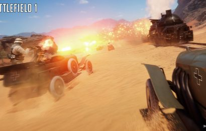 Preview: Beta de Battlefield 1 mostra todo o potencial do jogo