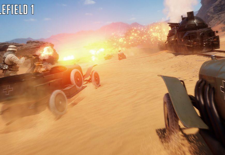Preview: Beta de Battlefield 1 mostra todo o potencial do jogo