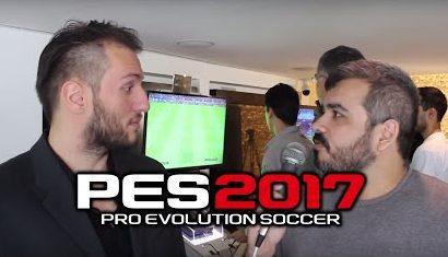 Entrevistamos André Bronzoni, gerente da marca PES, sobre PES 2017