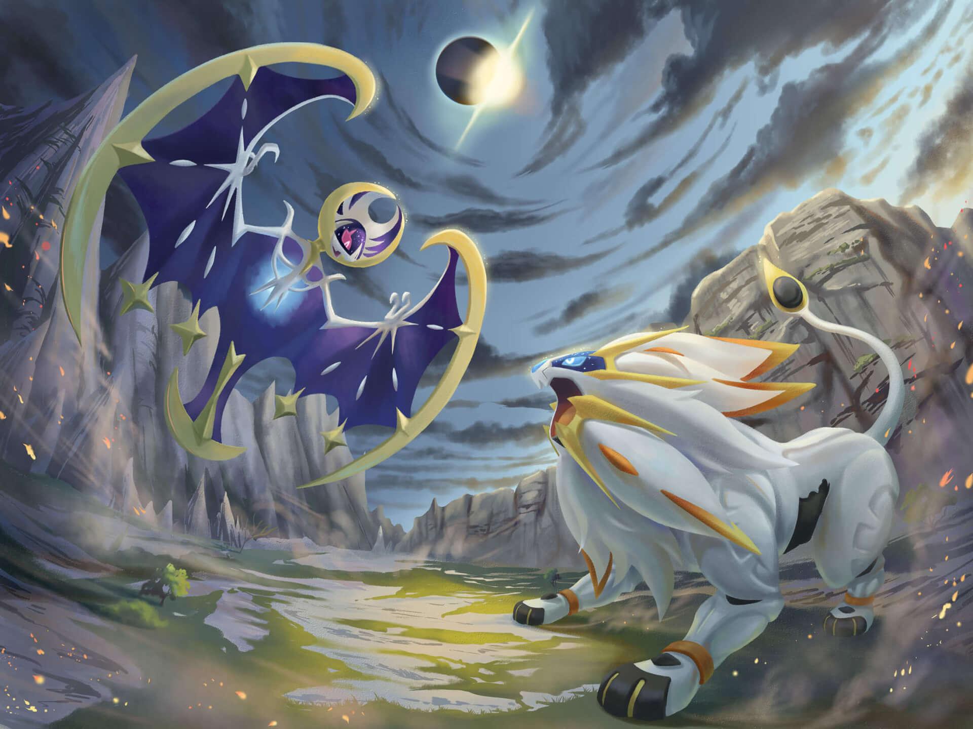 Foto de Pokémon Sun e Moon apresentam seus Pokémons Exclusivos