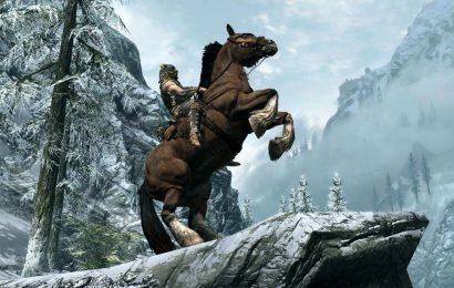 Sony não permitirá mods de Skyrim e Fallout 4 no PS4