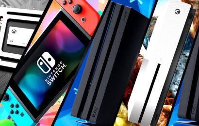 Ranking de vendas de consoles e jogos (Atualizado)