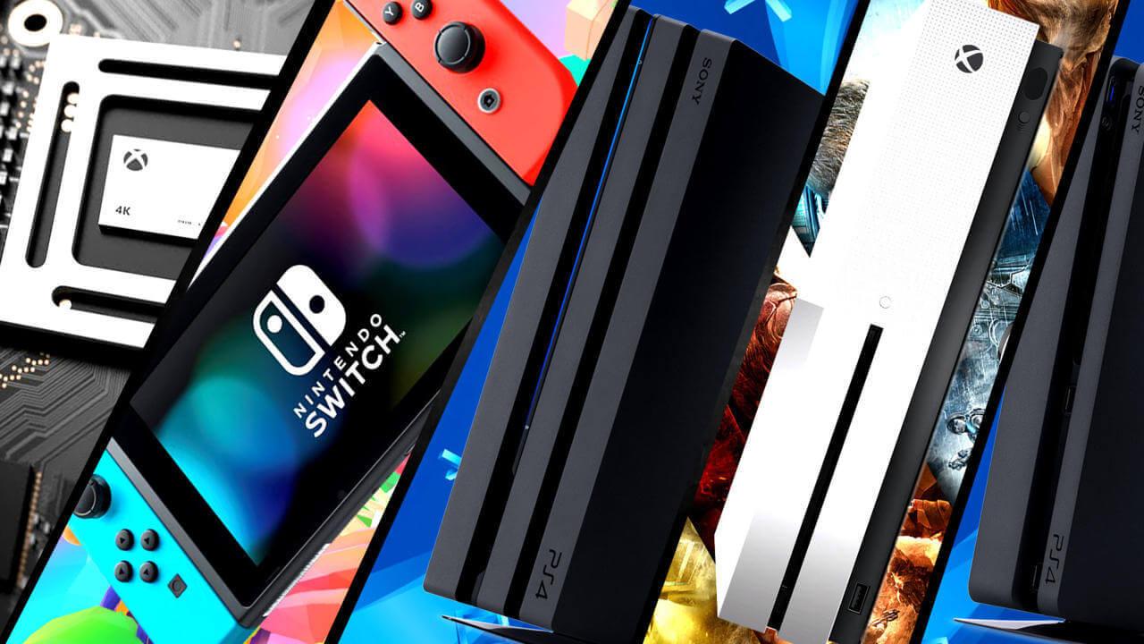 Foto de Ranking de vendas de consoles e jogos (2020)