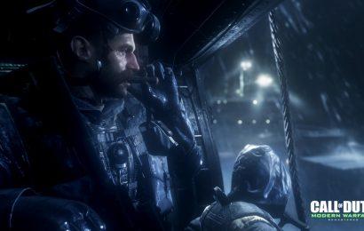 Modern Warfare remasterizado é, enfim, revelado
