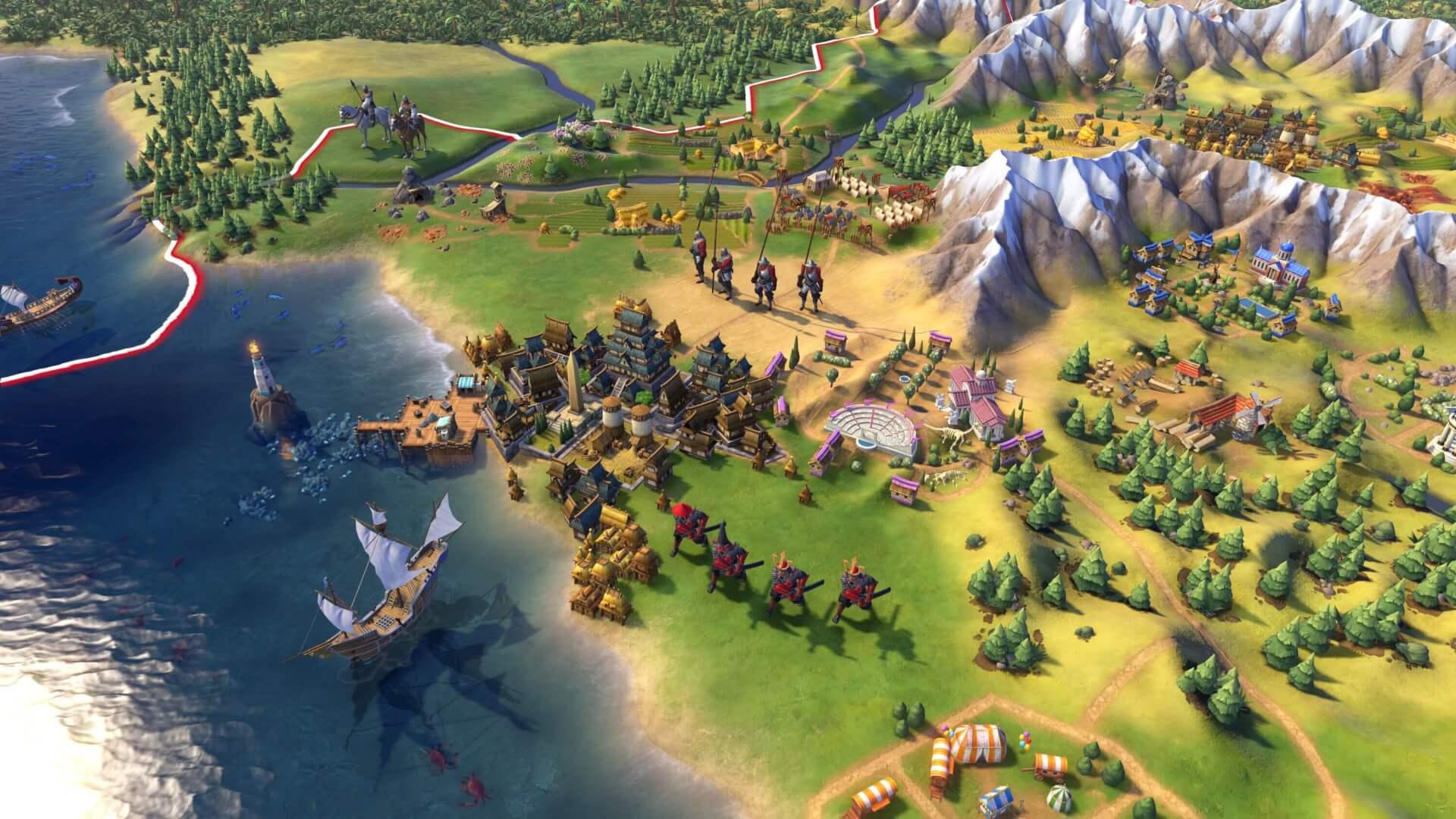 Foto de Civilization VI: Requisitos de sistema são anunciados