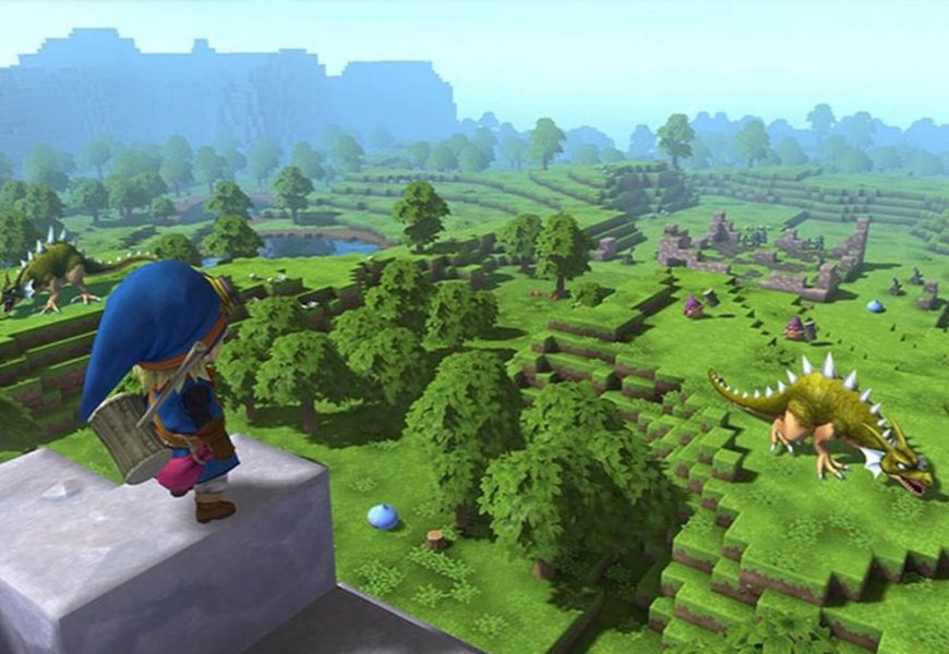 Precisamos falar sobre a demo de Dragon Quest Builders
