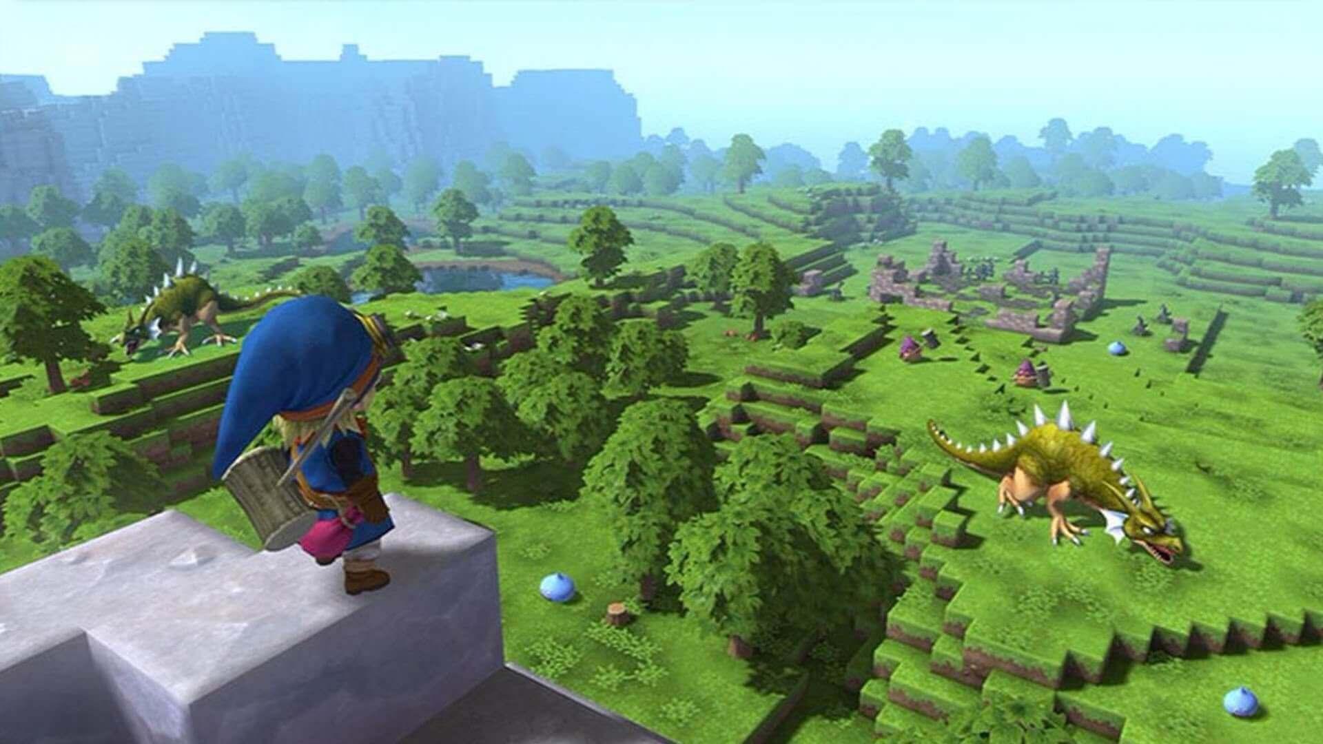 Foto de Precisamos falar sobre a demo de Dragon Quest Builders
