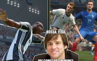 PES x FIFA está pior do que guerra dos consoles