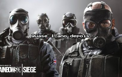 Opinião – 'R6: Siege' e a necessidade de revisitarmos alguns jogos