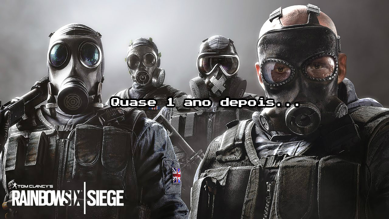 Foto de Opinião – 'R6: Siege' e a necessidade de revisitarmos alguns jogos