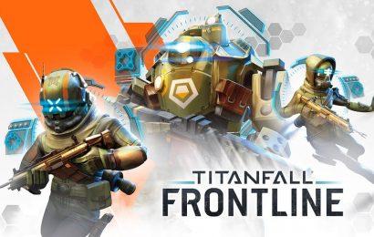 Titanfall®: Frontline, card game para mobile, é anunciado