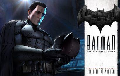 Segundo episódio de Batman: The Telltale Series já tem data de lançamento