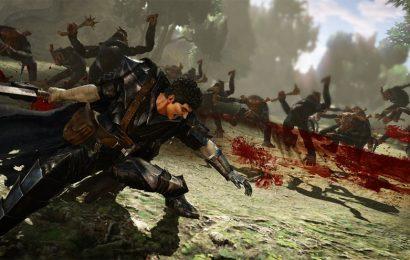 Berserk poderá ser jogado, pela primeira vez, na Tokyo Game Show 2016