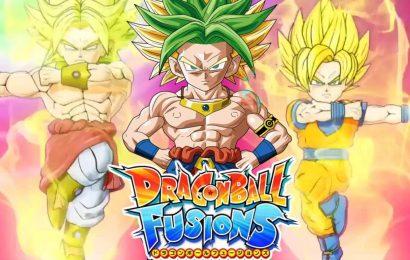 Dragon Ball Fusions é confirmado para o ocidente