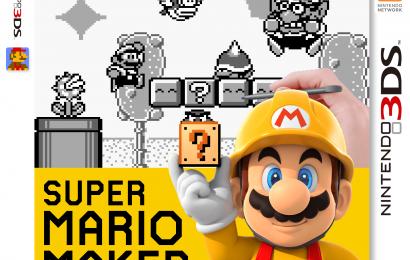 Super Mario Maker para 3DS tem seu gameplay revelado
