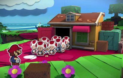 Paper Mario: Color Splash ganhou seu trailer de lançamento