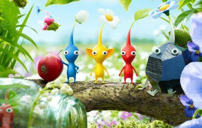 Pikmin foi anunciado para 3DS