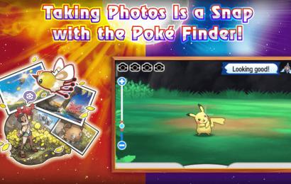 Nintendo mostra muitas novidades em Pokemon Sun e Moon, incluindo modo Snap
