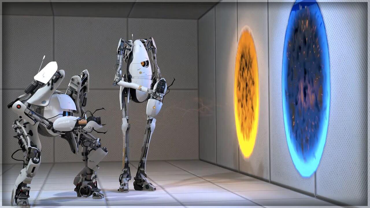 Foto de Portal 2 recebe atualizações no modo coop!