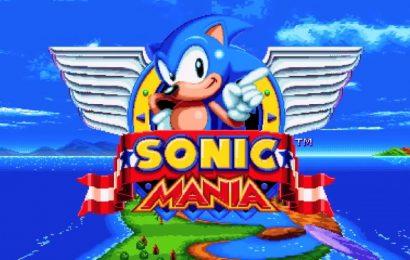 Sonic Mania para PC será atrasado para final de Agosto