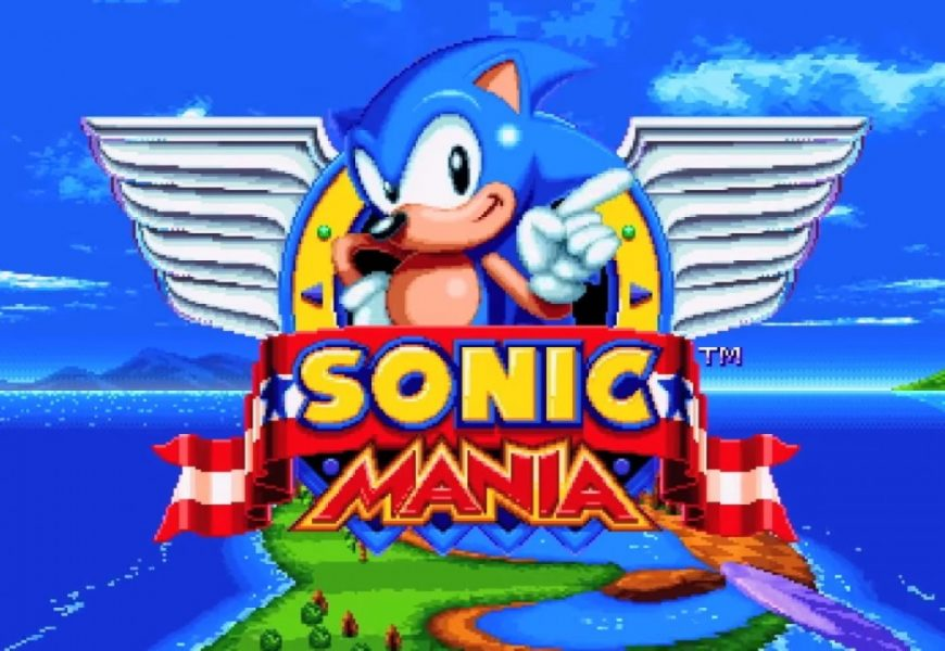 Sonic Mania sofre atraso, mas revela gameplay da Flying Battery Zone