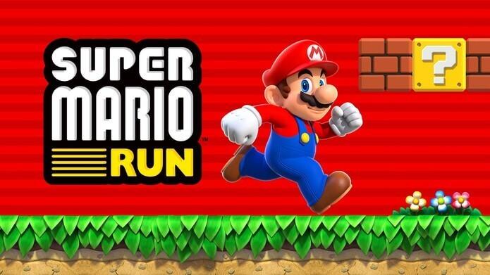 Super Mario Run é anunciado para celulares
