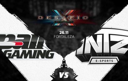 paiN Gaming e INTZ se enfrentarão no Desafio Invocadores em Fortaleza