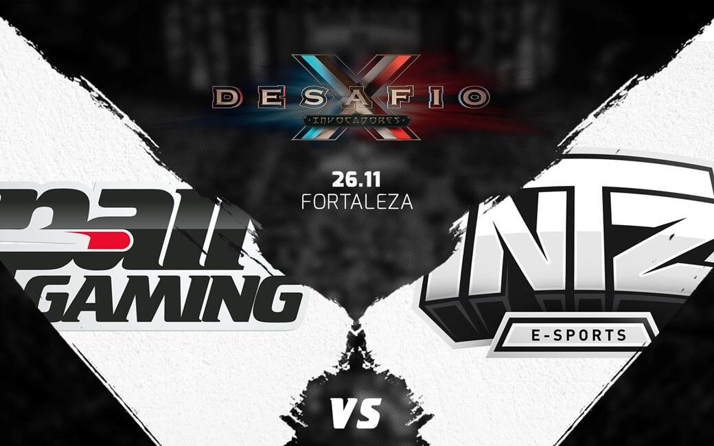 Foto de paiN Gaming e INTZ se enfrentarão no Desafio Invocadores em Fortaleza