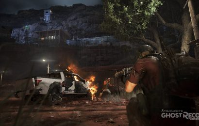 Novo gameplay Stealth de Ghost Recon Wildlands é maravilhoso