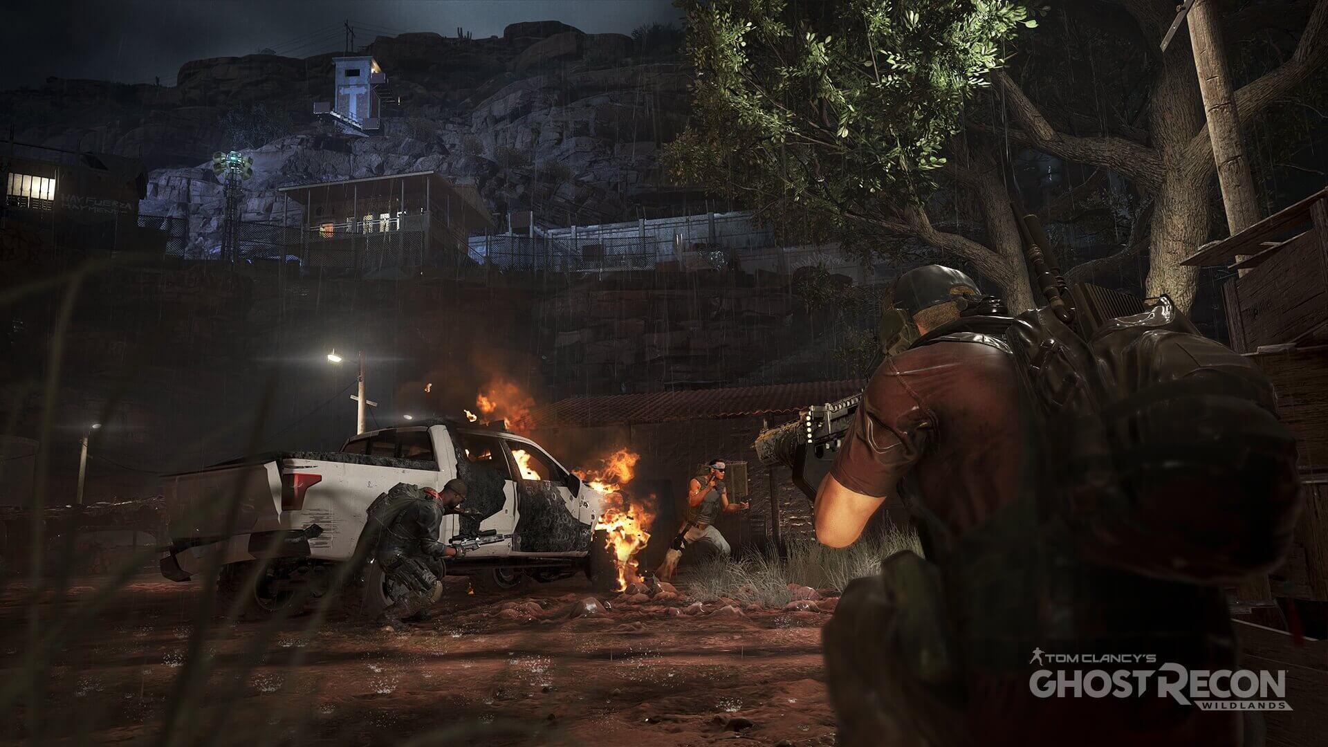 Foto de Beta aberta de Tom Clancy's Ghost Recon Wildlands ganha data para Fevereiro