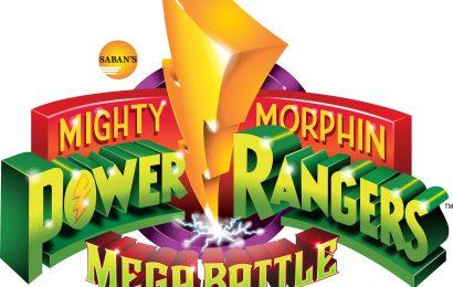 É hora de morfar! Bandai anuncia novo jogo de Power Rangers