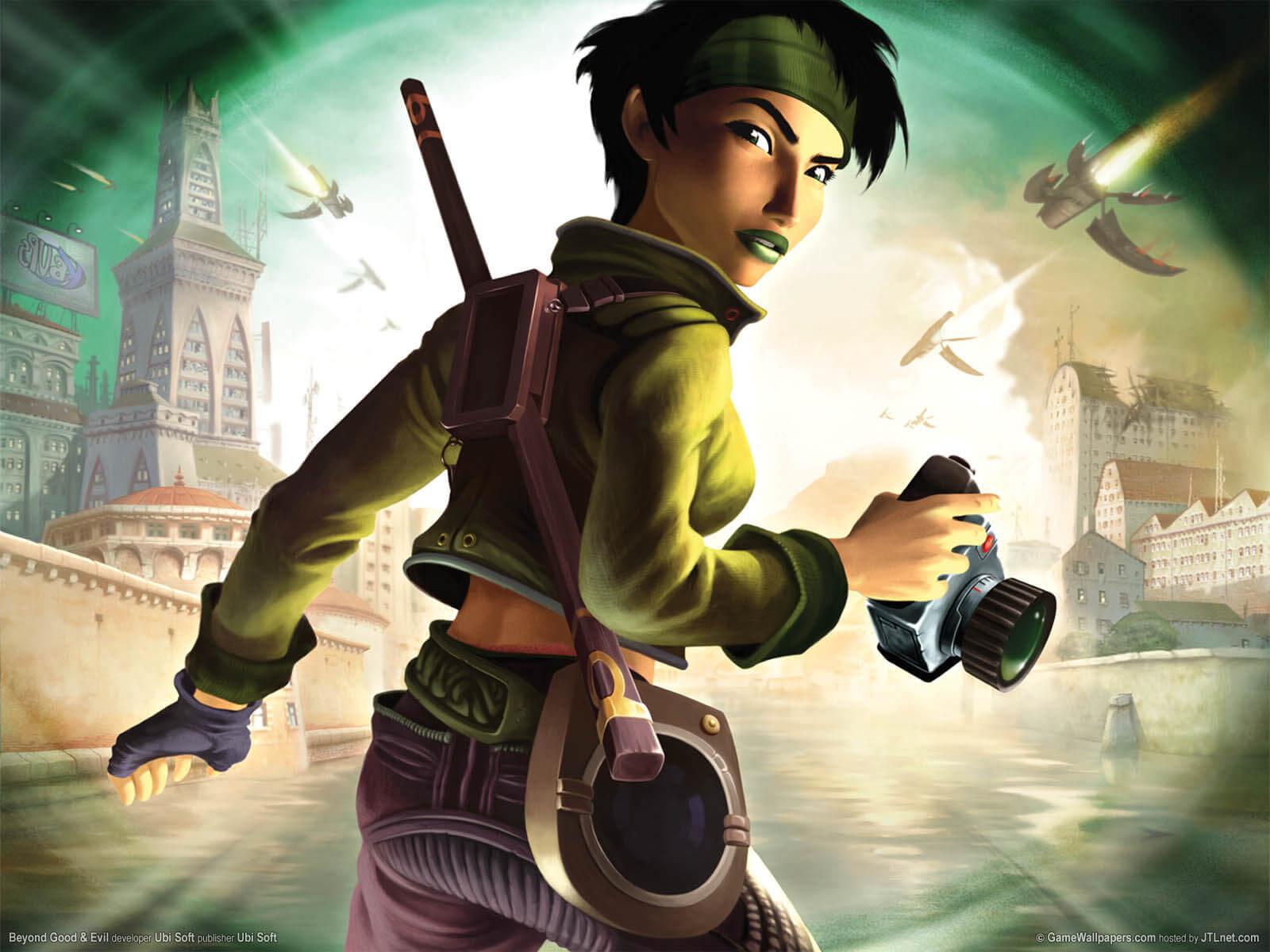 Foto de Beyond Good and Evil – Novo jogo confirmado!