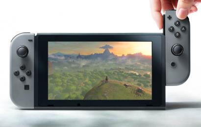 Nintendo Switch: Conheça o novo console da Nintendo