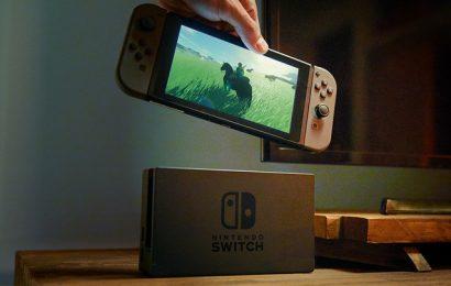 Preço do Nintendo Switch pode ter sido vazado