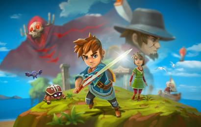 É fã de Zelda, mas não tem um Nintendo? Dê uma olhada nesse jogo!