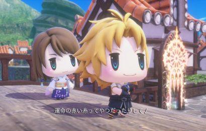 World of Final Fantasy ganhará uma demo antes de seu lançamento