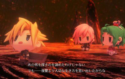 Demo de World of Final Fantasy é confirmado para o Ocidente