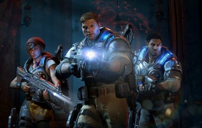Confira toda a campanha dublada de Gears of War 4