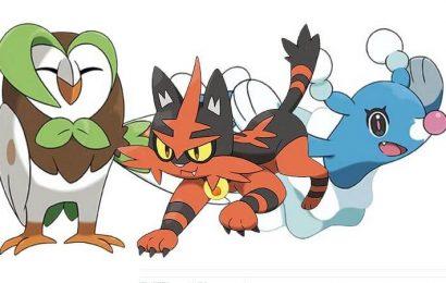 Evoluções dos Pokemon iniciais, demo revelada e mais