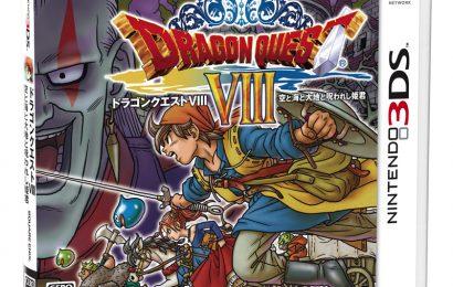 Dragon Quest VIII ganha trailer de sua história