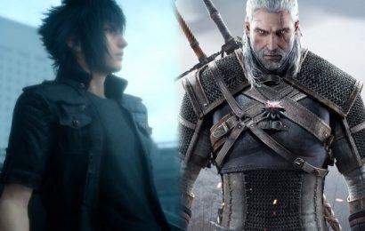 A inesperada rivalidade entre Final Fantasy XV e The Witcher 3: Wild Hunt e como lidar com ela