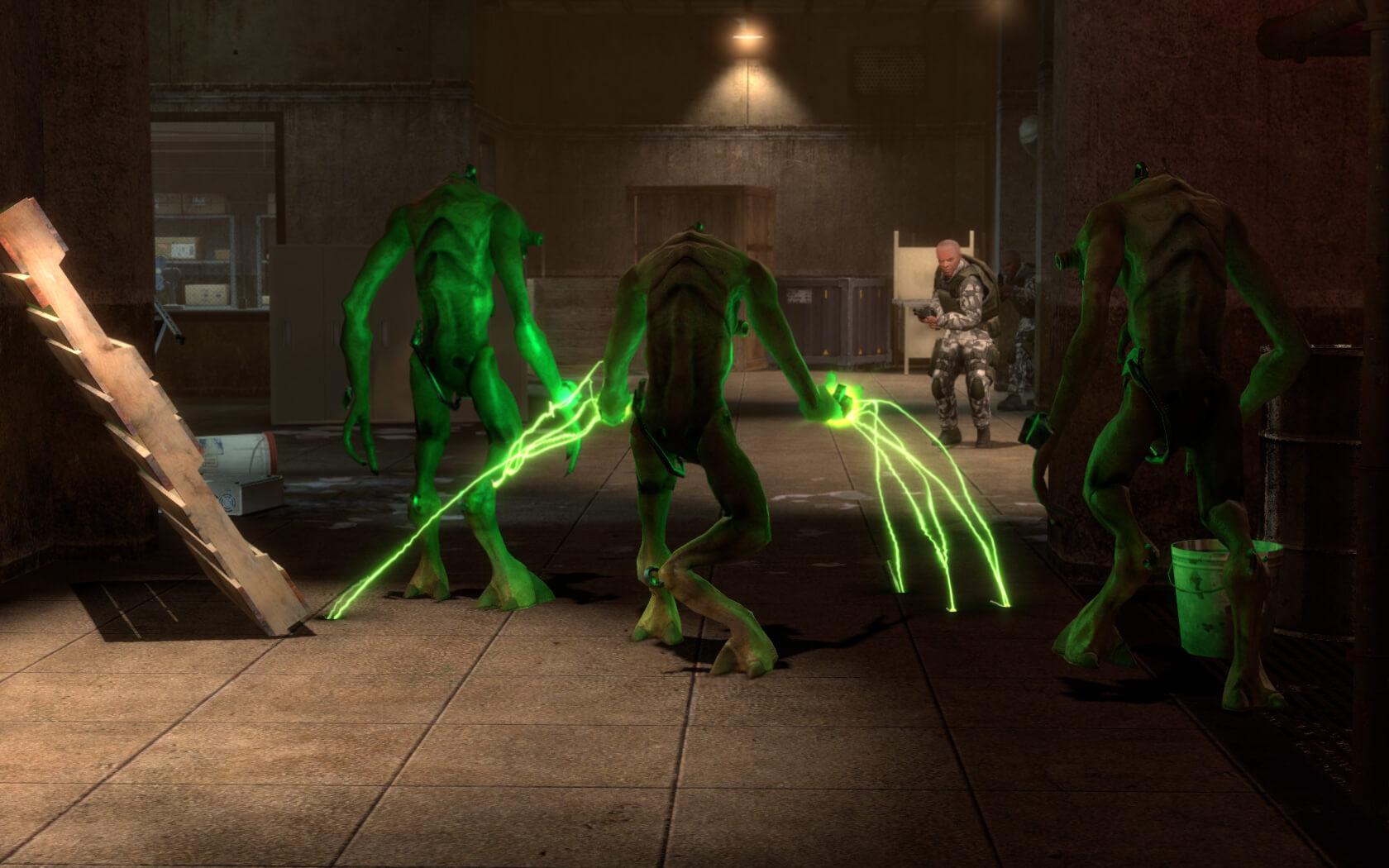 Foto de Remake de Half-Life ficará completo em 2017