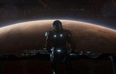 Mass Effect Andromeda: Novidades da nave Tempest