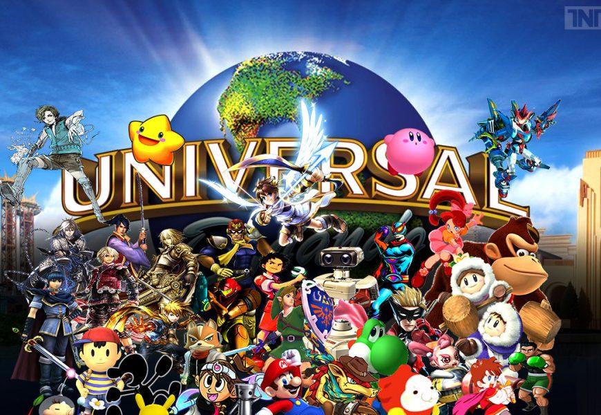 Nintendo fecha contrato com Universal para trazer parques temáticos da empresa
