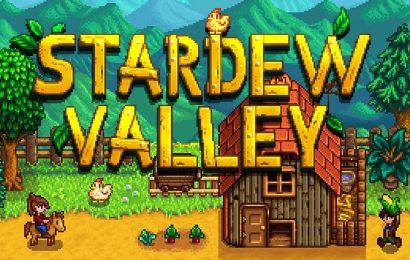 Stardew Valley chegará aos consoles em Dezembro. Versão de Wii U foi cancelada