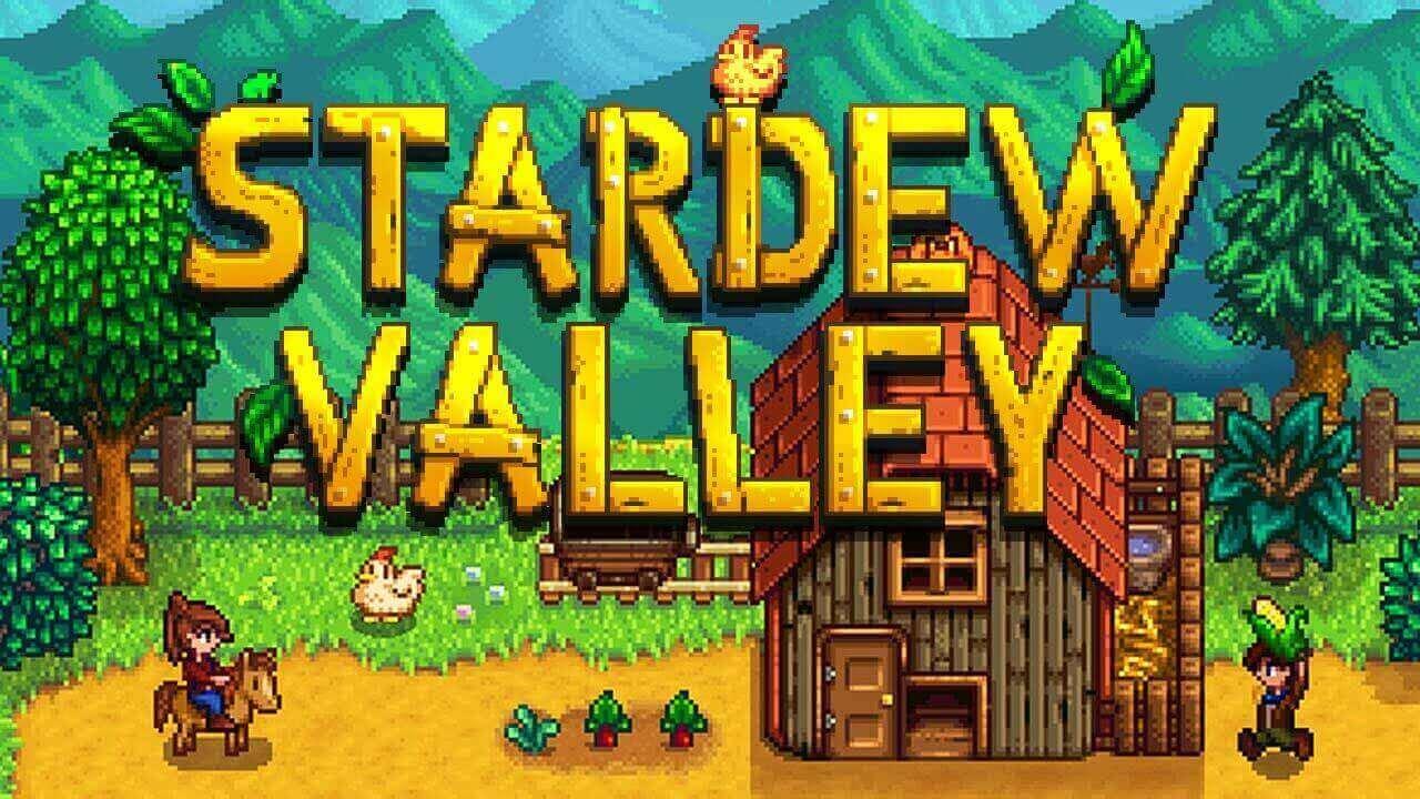 Foto de Stardew Valley recebe atualização nos consoles!