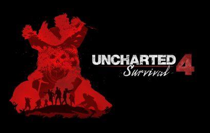 Uncharted 4 ganhará survival mode em Dezembro